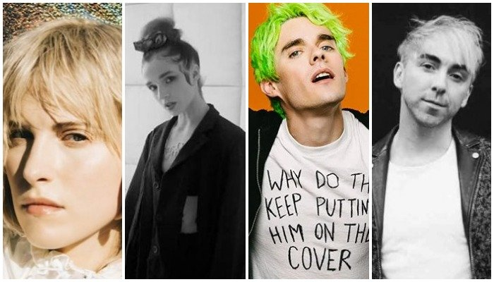 Hayley Williams, Poppy, Waterparks, All Time Low