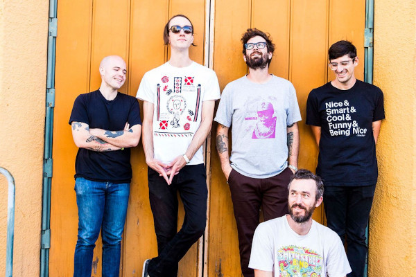 "AJJ release ""Body Terror Song"" video"
