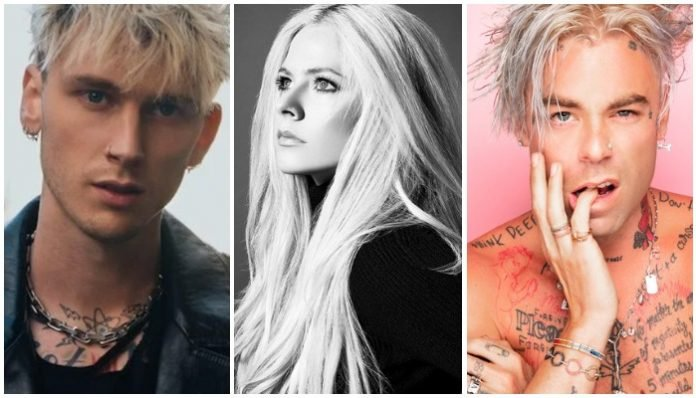 Machine Gun Kelly Avril Lavigne MOD SUN