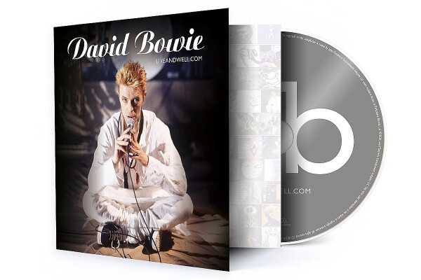 New David Bowie live album to be released