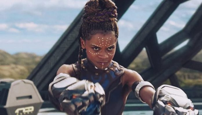 Letitia Wright Black Panther-min