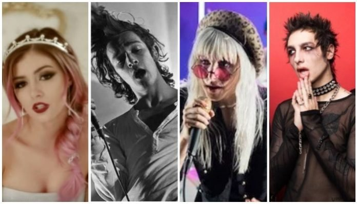 sad album closers, against the current, the 1975, paramore, palaye royale