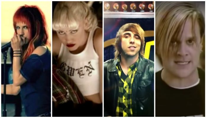Paramore, No Doubt, All Time Low, Bowling For Soup
