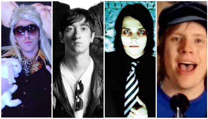 facebook status, all time low, plain white ts, my chemical romance, fall out boy
