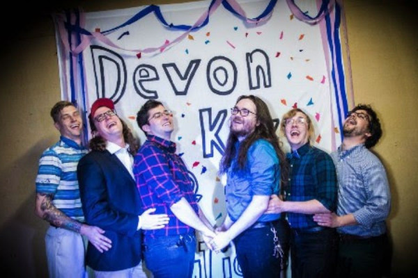 """Devon Kay and the Solutions: """"Oh My, Oh My, We're Far Past That Now"""""""