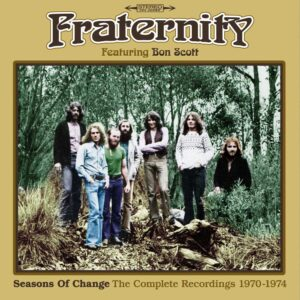 Fraternity: Seasons Of Change – album review