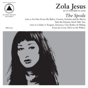In Conversation with Zola Jesus : Dan Volohov interviews Zola Jesus about her upcoming plans and recently released records, evolution, creativty
