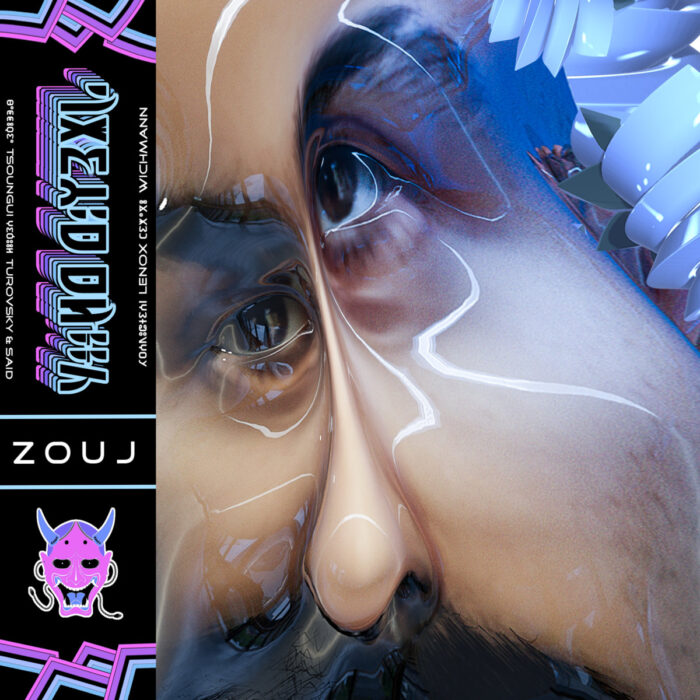 New Artist Of The Day: ZOUJ