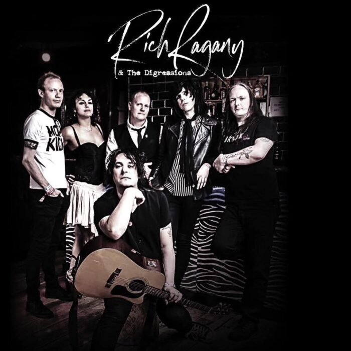 Rich Ragany of Rich Ragany & The Digressions – interview