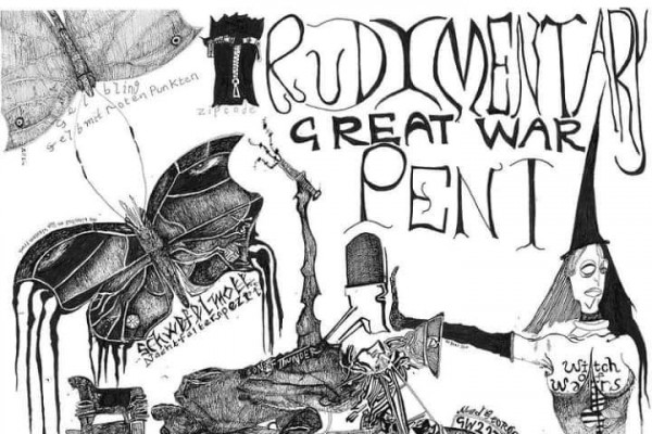 Rudimentary Peni to release first EP in over a decade
