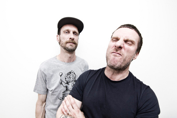 """Sleaford Mods release """"Nudge It"""" video with Amy Taylor"""