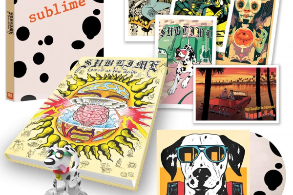 Sublime to release graphic novel