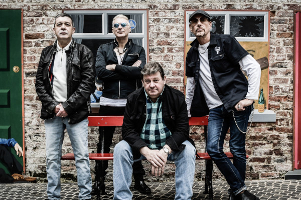 Stiff Little Fingers announce rescheduled tour dates (UK)