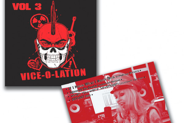 Vice Squad releases 'Vice-O-Lation Vol 3'