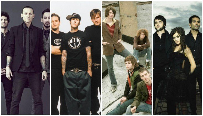 mid-career band name changes Artists with albums under original names