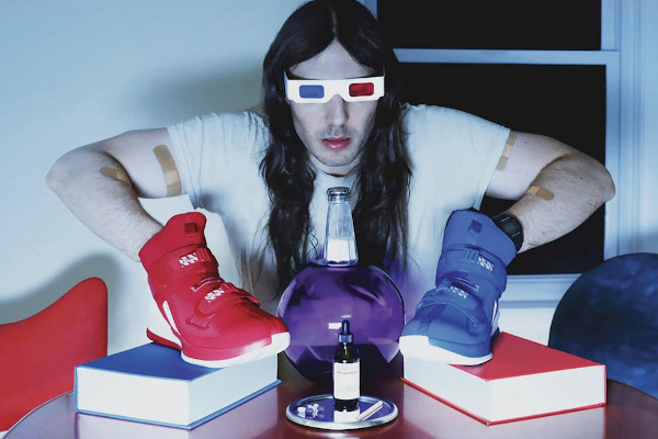 """Andrew W.K. releases video for """"Babalon"""""""