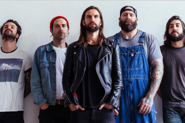 """Every Time I Die release """"AWOL"""" lyric video"""