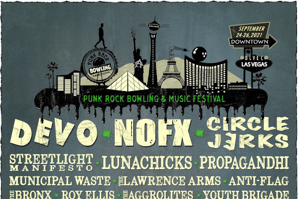 Punk Rock Bowling announce new dates, first wave of bands