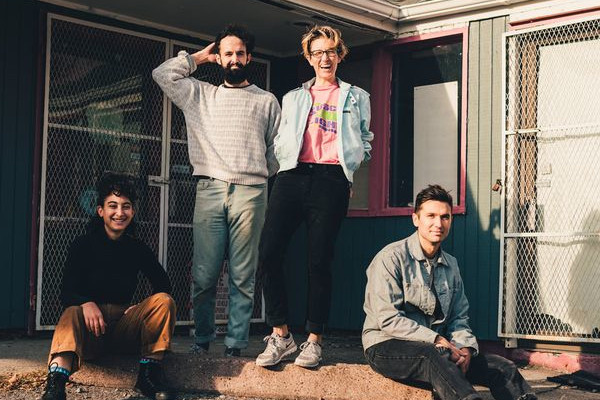 """Future Teens announce EP, release """"Guest Room"""""""