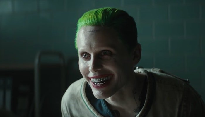 jared leto joker suicide squad david ayer