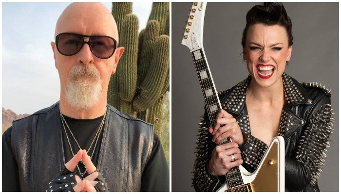 Rob Halford Lzzy Hale
