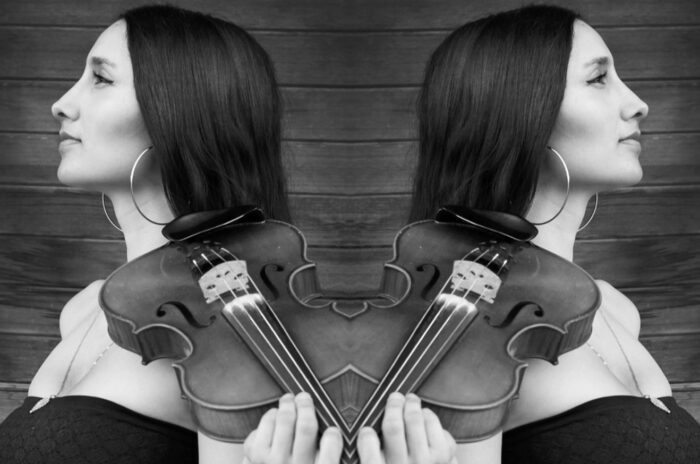 New artist of the day : Zameen-A 'haunting, sensual poetic Persian drone violinist'