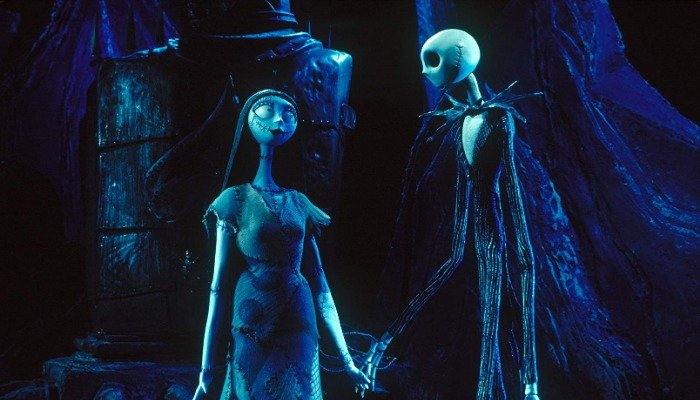 emo fictional couples , the nightmare before christmas characters