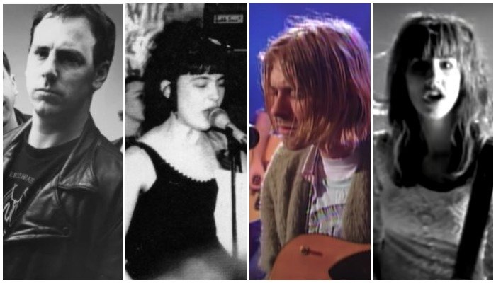 best punk albums 1993, bad religion, bikini kill, nirvana, the muffs
