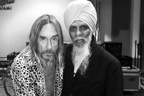 """Dr. Lonnie Smith and Iggy Pop release """"Sunshine Superman"""" cover"""