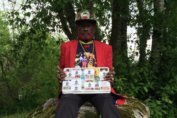 """Dread Pirate Roberts releases track with Lee """"Scratch"""" Perry for LSP's 85th B-Day"""
