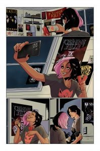 INK 'Inked In Blood' Preview Page 1
