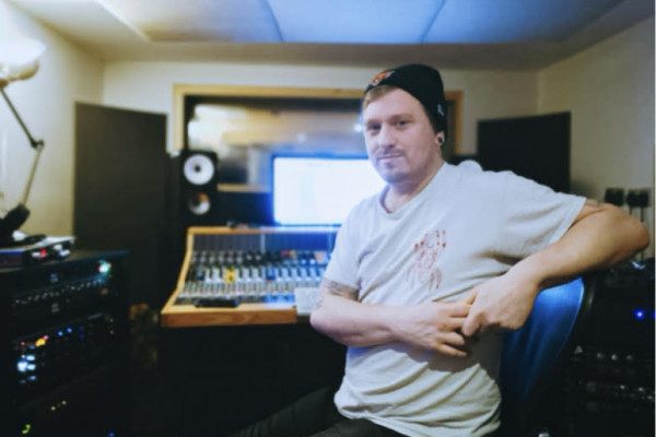 Simon Small on producing records in Lockdown