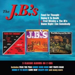 The J.B.'s – Food For Thought – album review
