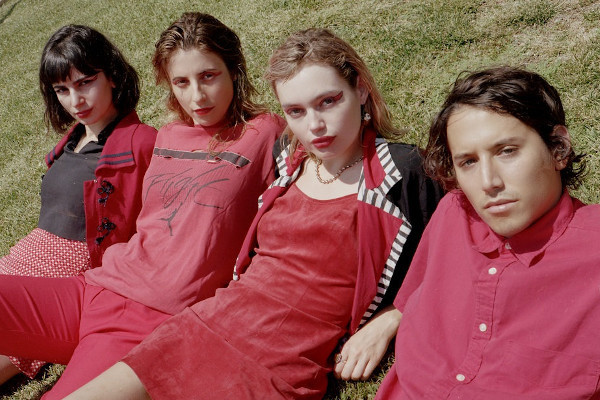 """The Paranoyds release """"Egg Salad"""" video"""