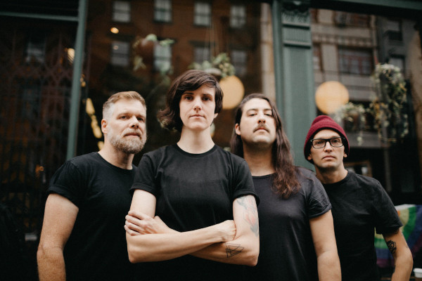 Worriers announce covers EP, release Rancid cover