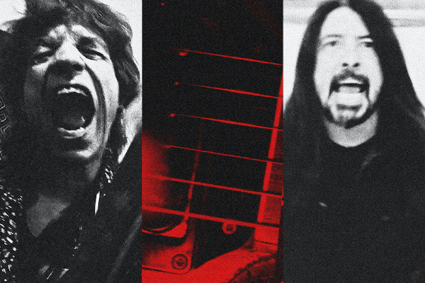 Mick Jagger and Dave Grohl release song together