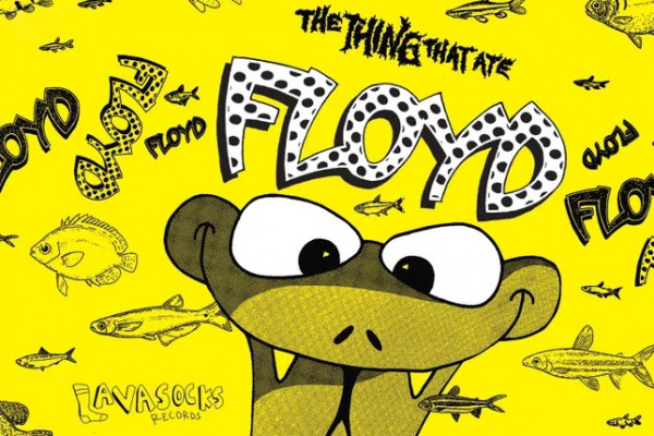 The Thing That Ate Floyd comp to be reissued