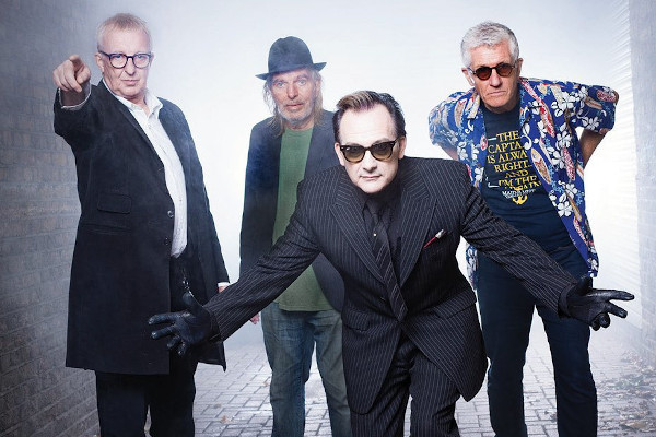 The Damned announce rescheduled dates for UK reunion shows