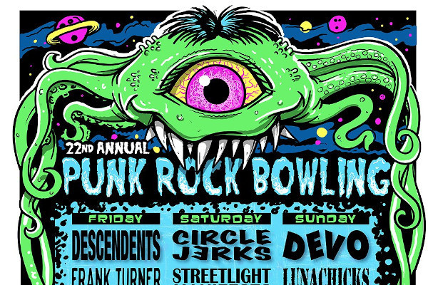 Descendents replace NOFX at Punk Rock Bowling