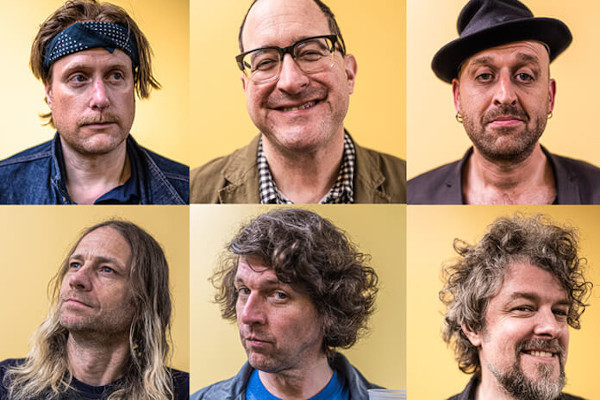 The Hold Steady featured on Amoeba Music's 'What's In My Bag?'