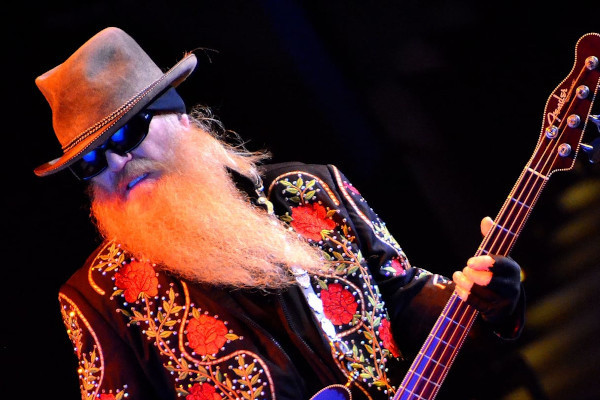 Dusty Hill, bassist for ZZ Top, has passed away