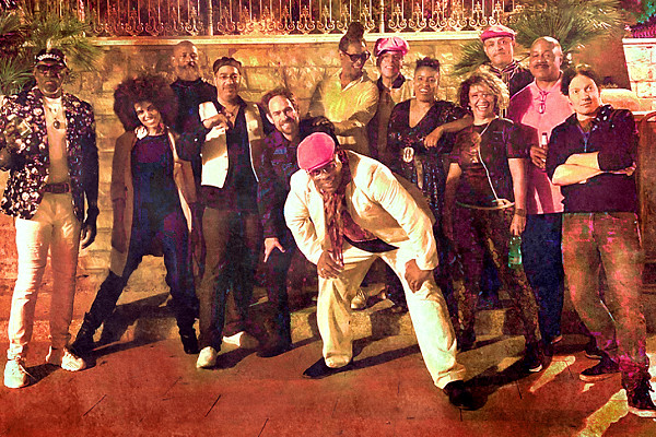 Check out the new album by Burnt Sugar The Arkestra Chamber!