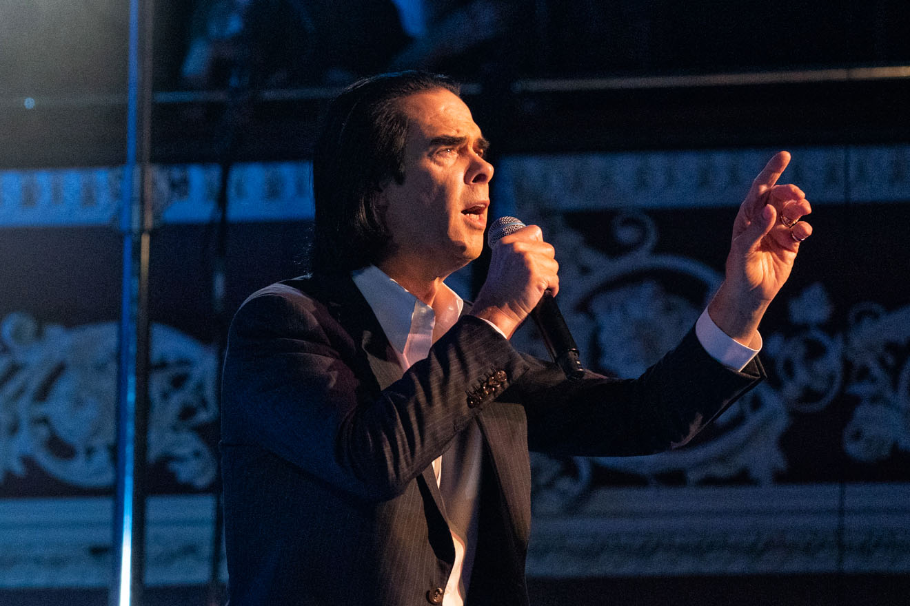 Main Nick Cave by Kenny Brown