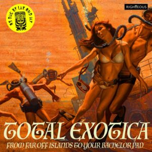 Exotica front cover artwork