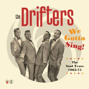 The Drifters – We Gotta Sing! – album review